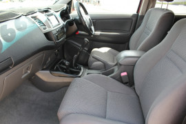 2012 Toyota HiLux KUN26R MY12 SR5 DUAL CAB Utility