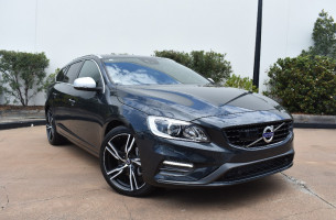 Volvo V60 T6 R-Design F Series