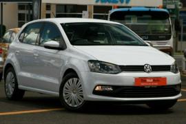 Volkswagen Polo 66TSI DSG Trendline 6R MY17