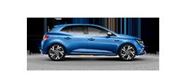 New Renault All-new Megane