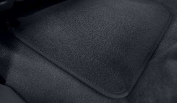 Mats Carpet - 2nd Row