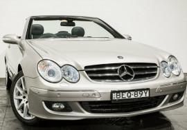 Mercedes-Benz CLK350 Avantgarde A209 MY07