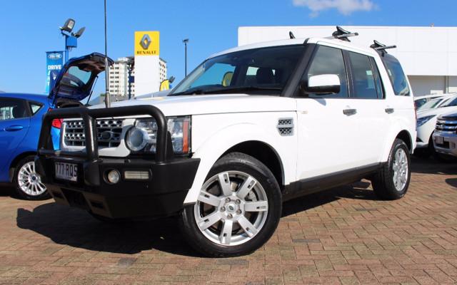 Land Rover Discovery 4 SDV6 SE Series 4 MY11
