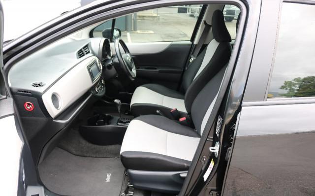 2012 Toyota Yaris NCP131R YRX Hatchback