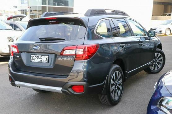 2017 MY Subaru Outback 5GEN 2.5i Wagon