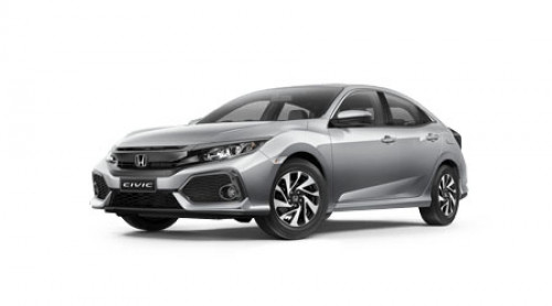 2017 Honda Civic Hatch 10th Gen VTi-S Hatch