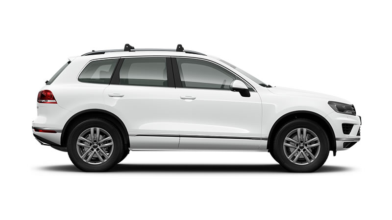 Touareg Adventure V6 TDI 8 Speed Automatic