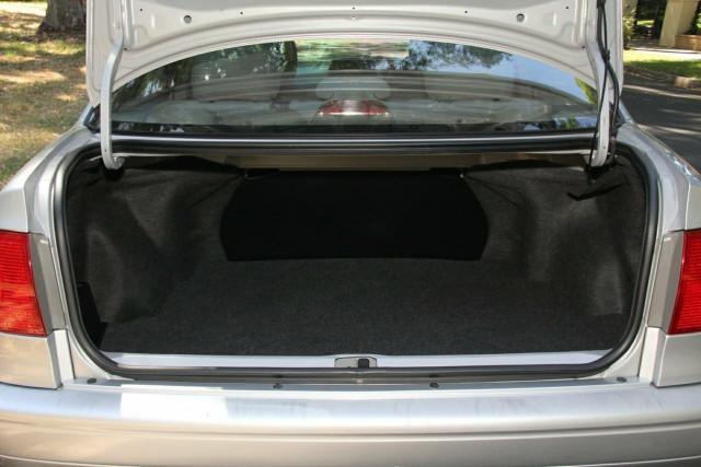 2001 Toyota Corolla AE112R Ascent Sedan