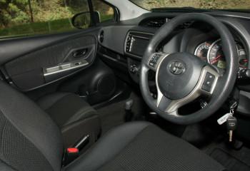 2016 Toyota Yaris NCP130R Ascent Hatchback