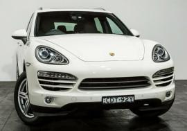 Porsche Cayenne Diesel Tiptronic 92A MY12