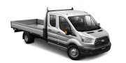 New 470E Double Chassis Cab