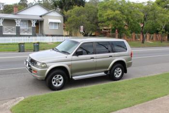 1998 MY99 Mitsubishi Challenger PA Wagon