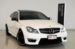 Mercedes-Benz C63 AMG C204 MY13