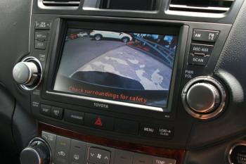 2012 Toyota Kluger GSU40R Grande 2WD Wagon