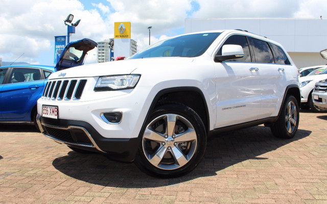 Jeep Grand Cherokee LIMITED WK MY14
