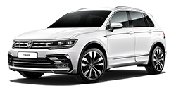 New Volkswagen All-new Tiguan