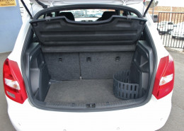 2012 MY13 Skoda Fabia 5JF  RS RS - 132TSI Hatchback