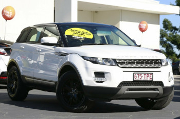 Land Rover Range Rover Evoque Si4 CommandShift Pure L538 MY12