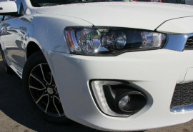 2017 MY Mitsubishi Lancer CF ES Sport Sedan