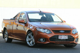 Ford Falcon XR6 Ute Super Cab Turbo FG MkII