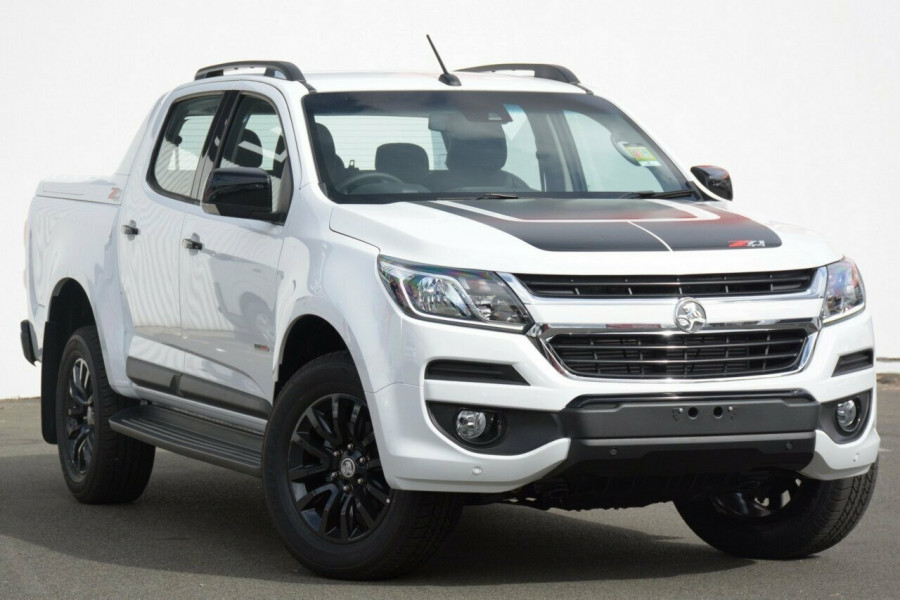 2017 Holden Colorado Rg My17 Z71 Pickup Crew Cab Utility