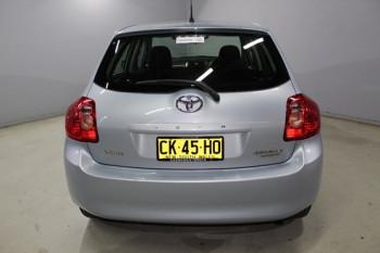 2009 Toyota Corolla ZRE152R Hatchback
