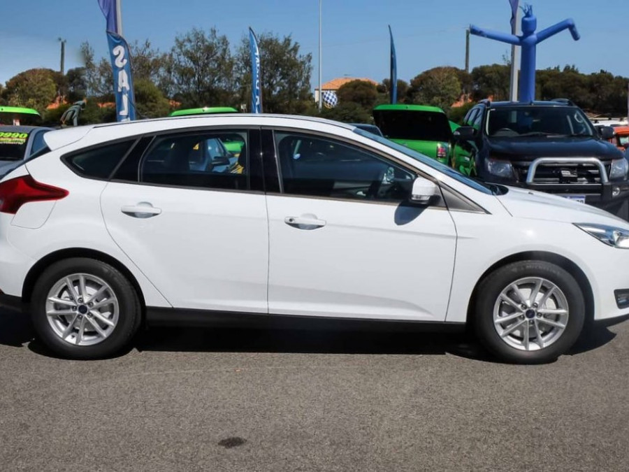 2017 MY16.75 Ford Focus LZ Trend Hatch Other