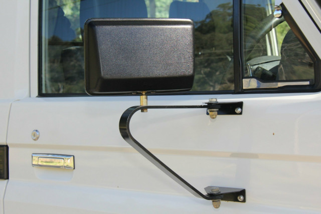2014 Toyota Landcruiser VDJ79R Workmate Cab chassis