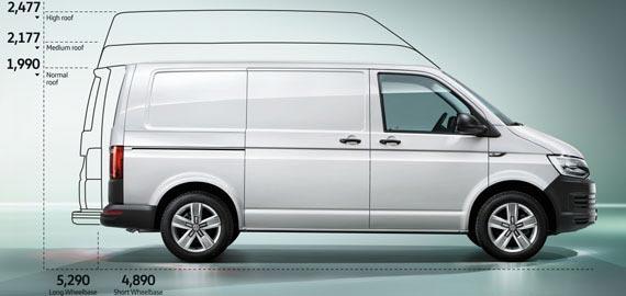 Transporter Every van for himself