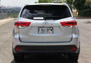 2017 Toyota Kluger GSU50R GXL 2WD Wagon