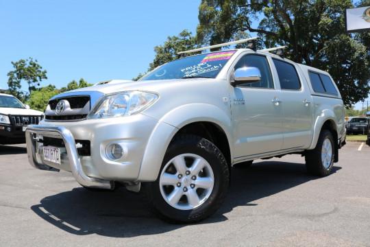 Toyota HiLux SR5 KUN26R MY12
