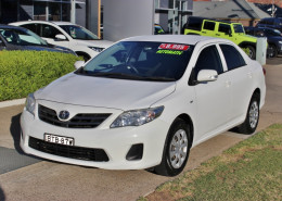 Toyota Corolla Ascent Used ZRE152R