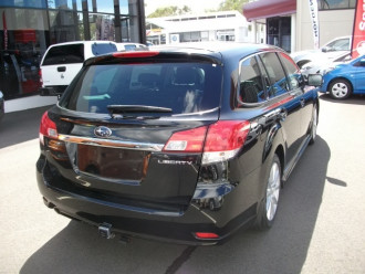 2011 MY Subaru Liberty 5GEN Premium Wagon