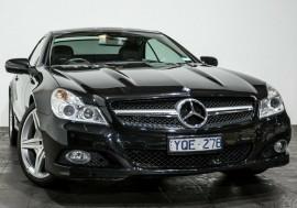 Mercedes-Benz SL350 7G-Tronic R230 MY10
