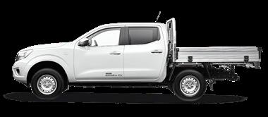Navara - RX 4X4 Dual Cab Chassis Manual