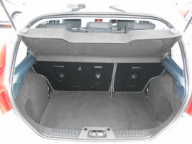2009 Ford Fiesta WS Hatchback Hatchback