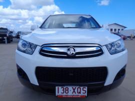 2011 MY10 Holden Captiva CG  SX Wagon