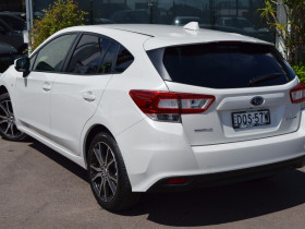 2017 Subaru Impreza G5 2.0i Hatch Hatch