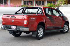 2014 Holden Colorado RG MY14 STORM Utility
