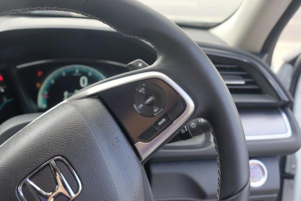2017 Honda Civic Sedan 10th Gen VTi-L Sedan
