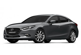 Mazda 3 SP25 GT Sedan BN Series