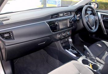 2016 Toyota Corolla ZRE182R SX Sedan Sedan