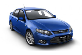 Ford Falcon XR6 Turbo FG MkII