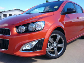 Holden Barina RS TM