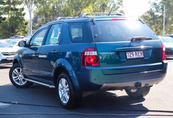 2010 Ford Territory SY MKII TS Ltd Edit. Wagon