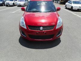 2016 Suzuki Swift FZ MY15 GL Hatchback