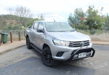 2016 MY Toyota HiLux GUN Series SR 4x2 Hi Rider Double-Cab Pick-Up Utility