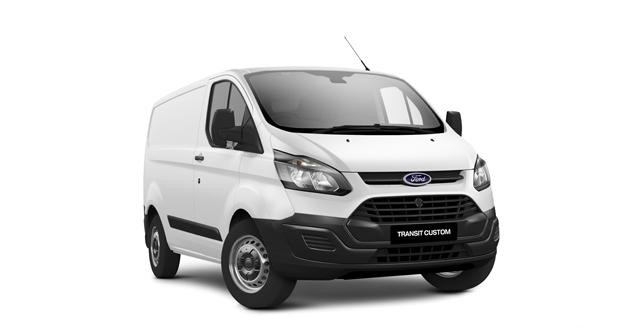 Transit Custom 330L LWB Van
