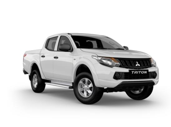 17MY TRITON GLX+ 4WD DOUBLE CAB MANUAL