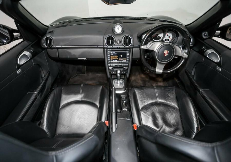 2009 MY Porsche Boxster 987 MY09 S PDK Convertible